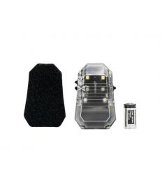 """OPSMEN - F101 """"Stealth"""" Survival Light - Black"""
