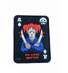 Patch No Lives Matter Card