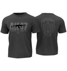 T-Shirt AK47 - Grey