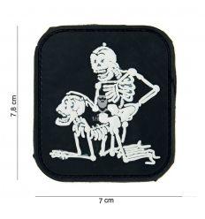 Patch due scheletri