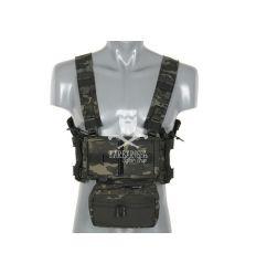 Micro MK3 Chest Rig - Multicam Black