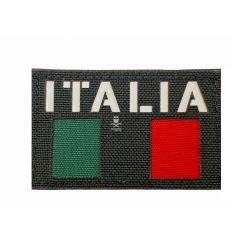 Patch Italia Laser Cut