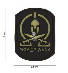 Patch molon labe spartan SWAT