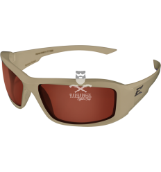Hamel CT Thin Polarizzate – Edge Tactical - Sand - Red
