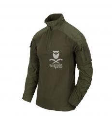MCDU Combat Shirt® - NyCo Ripstop - Olive Green - Helikon