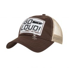 Direct Action - GO LOUD!® Feed Cap - Brown
