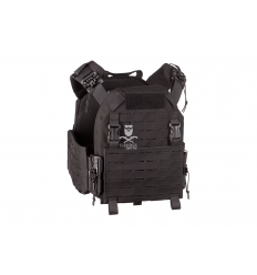 Reaper QRB Plate Carrier - Black - Invader Gear