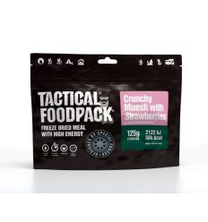 Tactical Foodpack - Crunchy Muesli with Strawberries