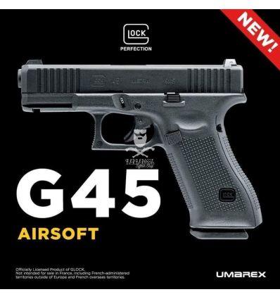 Glock 45 Gen5 - Black