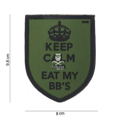 Patch keep calm