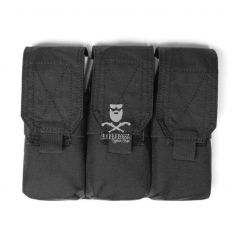 Warrior Triple M4 5.56mm Black