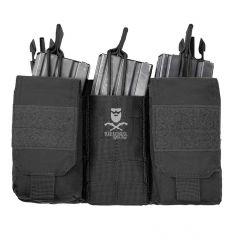 Warrior Detachable Front Panel MK1 – Black
