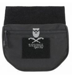 8FIELDS Drop-Down Utility Pouch for Plate Carrier Mod.2 - Black