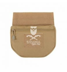 8FIELDS Drop-Down Utility Pouch for Plate Carrier Mod.2 - Tan