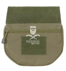 8FIELDS Drop-Down Utility Pouch for Plate Carrier Mod.2 - OD