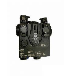 DBAL-A2 Illuminator / Laser Module Green - Black WADSN