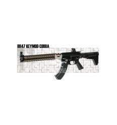 BOLT - BR47 Cobra Keymod Nero - EBB