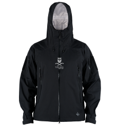 4-14 Rainwear Jacket - Black (ATACAMA)