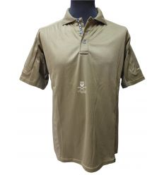 4-14 Performance Polo - Coyote