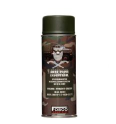 Vernice spray Forest Green FOSCO