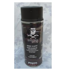 Vernice spray Nato Green FOSCO