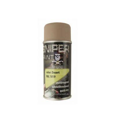 Vernice spray Desert Ral 1019 FOSCO