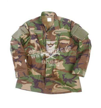 Camicia ACU R/S Woodland