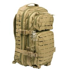 US Assault Pack Laser Cut Coyote