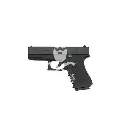 Glock 19 WE GBB black gen.4