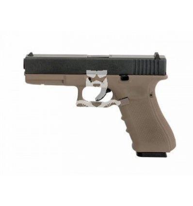 Glock 17 WE Black GBB gen.4