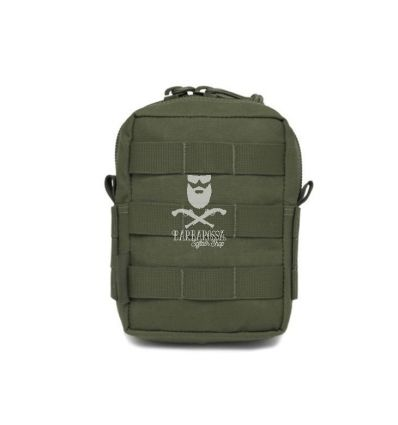 Warrior Small MOLLE Utility OD