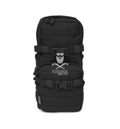 Warrior Cargo Pack Black