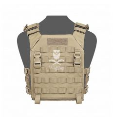 Warrior Recon Plate Carrier SAPI - Coyote