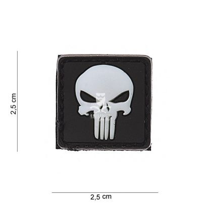 Patch 3D Punisher