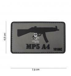 Patch 3D MP5 A4