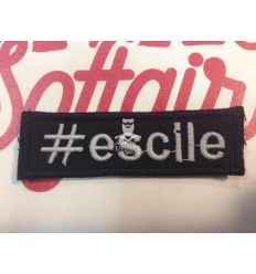 Patch Escile - Black
