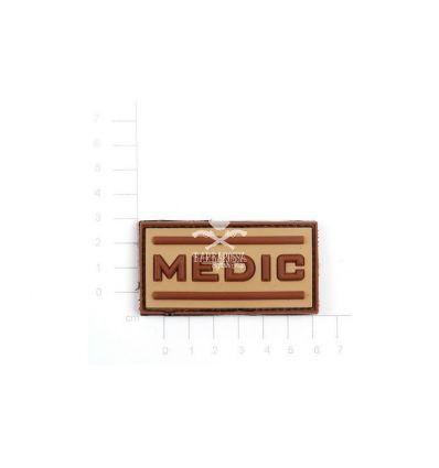Patch 3D Medic