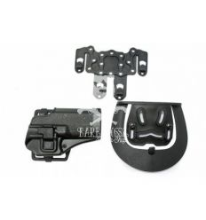 Fondina Rigida per Glock - Black