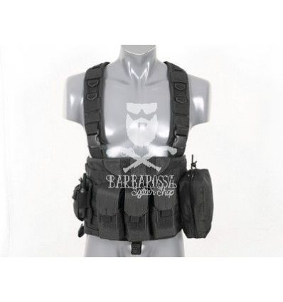 RRV Commando Recon Chest Harness black