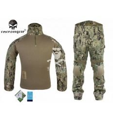 EMERSON NEW COMBAT TACTICAL SUIT 2°GEN. AOR2