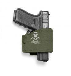 Warrior Universal Pistol Holster OD
