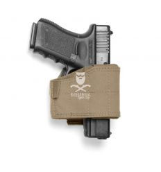 Warrior Universal Pistol Holster Tan