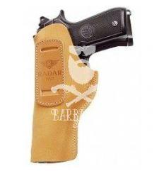 Fondina in Scamosciato Interna per Beretta 92S/98F