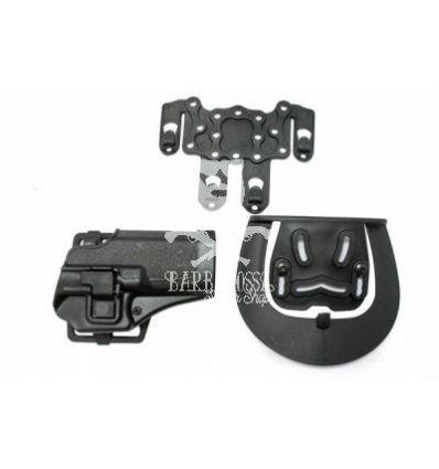 Fondina Rigida per Glock Black