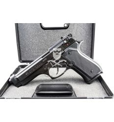 Bruni Beretta 92F a Salve 9mm - Nera