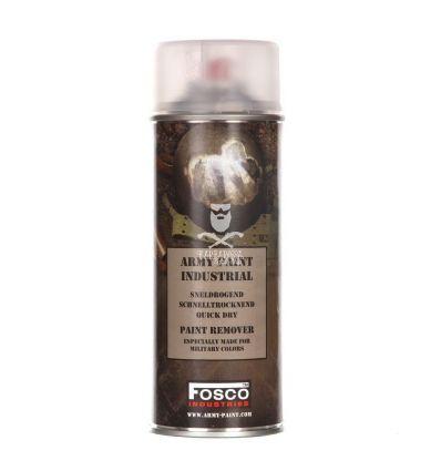 Rimuovi Vernice Spray Fosco