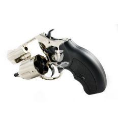Bruni Revolver a Salve 9mm - Nickel