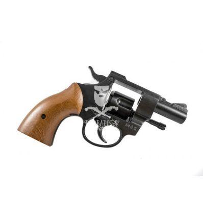 Bruni Revolver a Salve 6mm - Nero