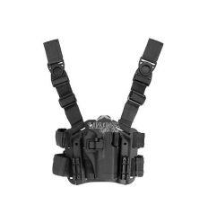 Fondina Serpa per Glock - Black