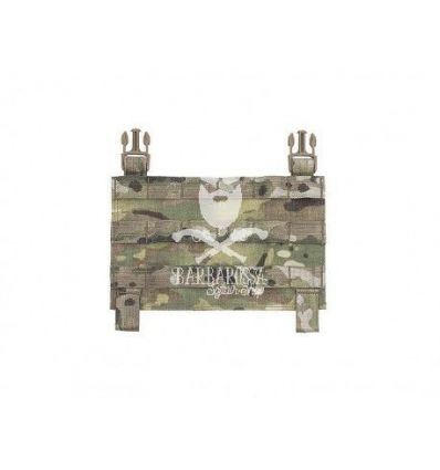 Recon Plate Carrier MOLLE Front Panel MultiCam